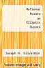 cover of Rational Points on Elliptic Curves (2nd edition)