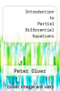 cover of Introduction to Partial Differential Equations