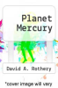cover of Planet Mercury