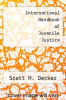 cover of International Handbook of Juvenile Justice (2nd edition)