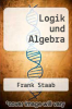cover of Logik und Algebra (2nd edition)