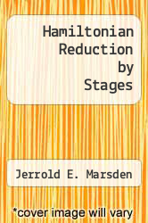 Cover of Hamiltonian Reduction by Stages EDITIONDESC (ISBN 978-3540724698)