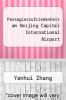 cover of Passagierzufriedenheit am Beijing Capital International Airport