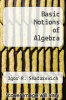 cover of Basic Notions of Algebra