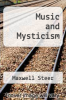 cover of Music and Mysticism (3rd edition)