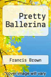 Cover of Pretty Ballerina  (ISBN 978-3842372832)
