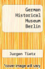 cover of German Historical Museum Berlin (2nd edition)