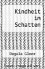 cover of Kindheit im Schatten (2nd edition)