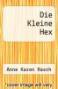 cover of Die Kleine Hex