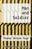 cover of Man and Soldier