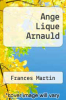cover of Ange Lique Arnauld