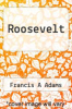 cover of Roosevelt