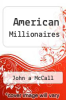 cover of American Millionaires