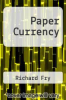 cover of Paper Currency