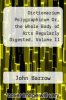 cover of Dictionarium Polygraphicum Or, the Whole Body of Arts Regularly Digested. Volume II