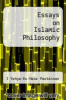 cover of Essays on Islamic Philosophy