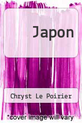 Cover of Japon  (ISBN 978-6130115296)