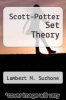 cover of Scott-Potter Set Theory