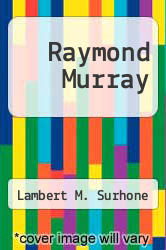 Cover of Raymond Murray  (ISBN 978-6130409180)