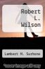 cover of Robert L. Wilson