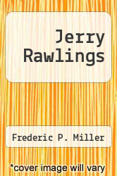 Cover of Jerry Rawlings  (ISBN 978-6130867898)