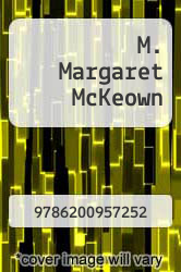 Cover of M. Margaret McKeown  (ISBN 978-6200957252)