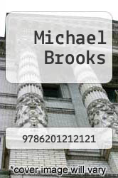 Cover of Michael Brooks  (ISBN 978-6201212121)