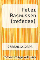 Cover of Peter Rasmussen (referee)  (ISBN 978-6201212398)