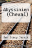 cover of Abyssinien (Cheval)