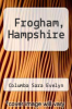 cover of Frogham, Hampshire