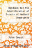 cover of Handbook for the Identification of Insects of Medical Importance