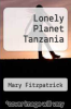 cover of Lonely Planet Tanzania (2nd edition)