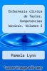 cover of Enfermeria clinica de Taylor. Competencias basicas. Volumen I (3rd edition)