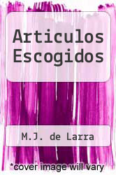 Cover of Articulos Escogidos  (ISBN 978-8448106270)