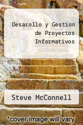 Cover of Desarollo y Gestion de Proyectos Informativos  (ISBN 978-8448112295)