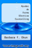cover of Ayudar de Forma Efectiva Counselling