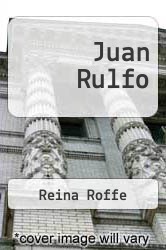Cover of Juan Rulfo  (ISBN 978-8467010473)