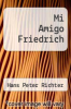 cover of Mi Amigo Friedrich