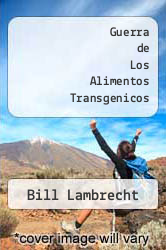 Cover of Guerra de Los Alimentos Transgenicos  (ISBN 978-8479019464)