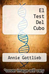 Cover of El Test Del Cubo  (ISBN 978-8479532901)