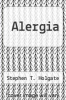 cover of Alergia (2nd edition)