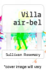 cover of Villa air-bel