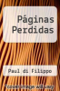 cover of Paginas Perdidas
