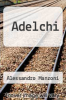 cover of Adelchi