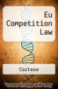 cover of Eu Competition Law