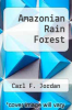 cover of Amazonian Rain Forest