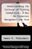 cover of Understanding the Cultures of Fishing Communities: A Key to Fisheries Management and Food Security