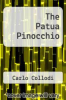 cover of The Patua Pinocchio