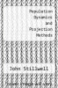 cover of Population Dynamics and Projection Methods