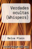 cover of Verdades ocultas (Whispers)